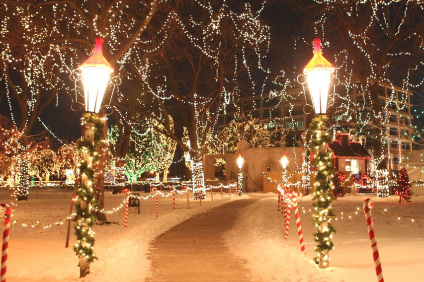 Wisconsin Weekend: La Crosse Rotary Lights