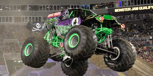 Monster Jam Milwaukee