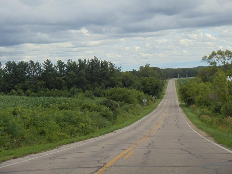 Highway 152 near Wautoma
