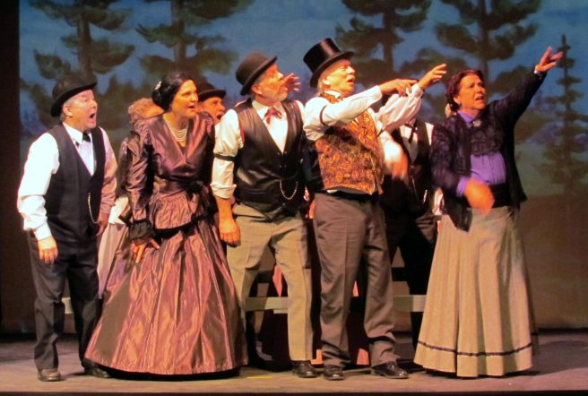 Chippewa Falls Sesquicentennial Musical