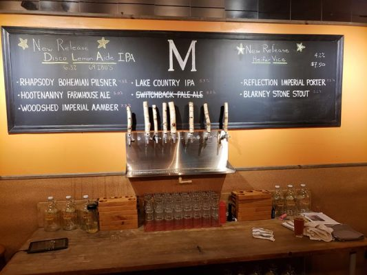 Melms Brewing Company, Hartland