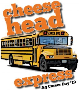 Cheesehead Express at Farm Technology Days in Johnson Creek