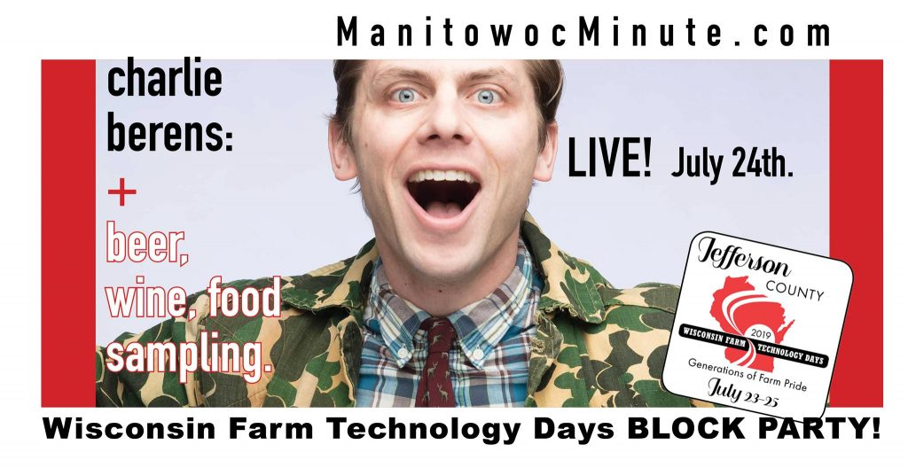 Farm Technology Days Block Party