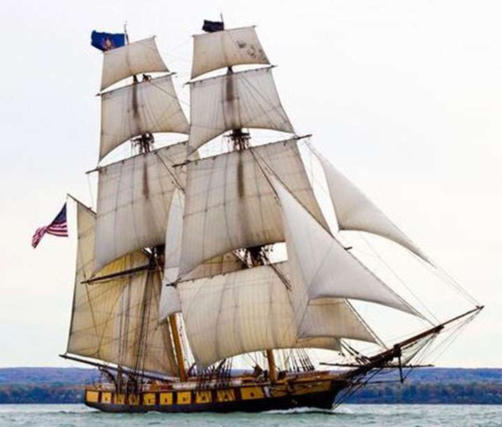 Tall Ships Sturgeon Bay