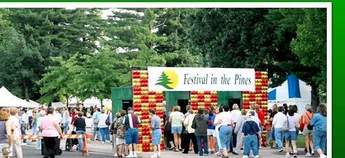 Eau Claire Festival in the Pines