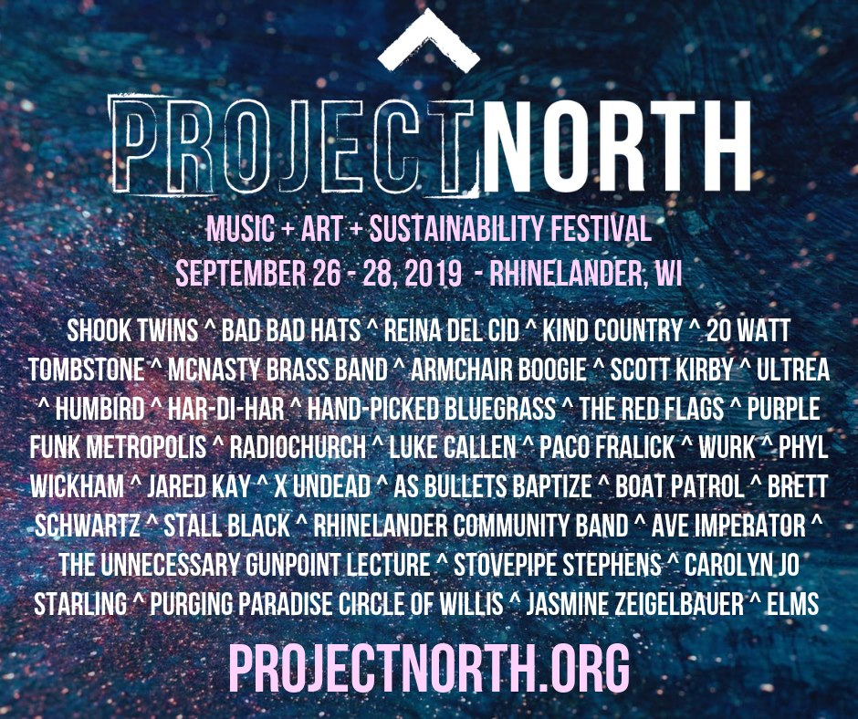Project North Festival Music Lineup