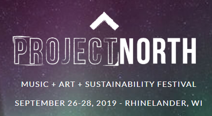 Wisconsin Weekend: Project North Festival, Rhinelander