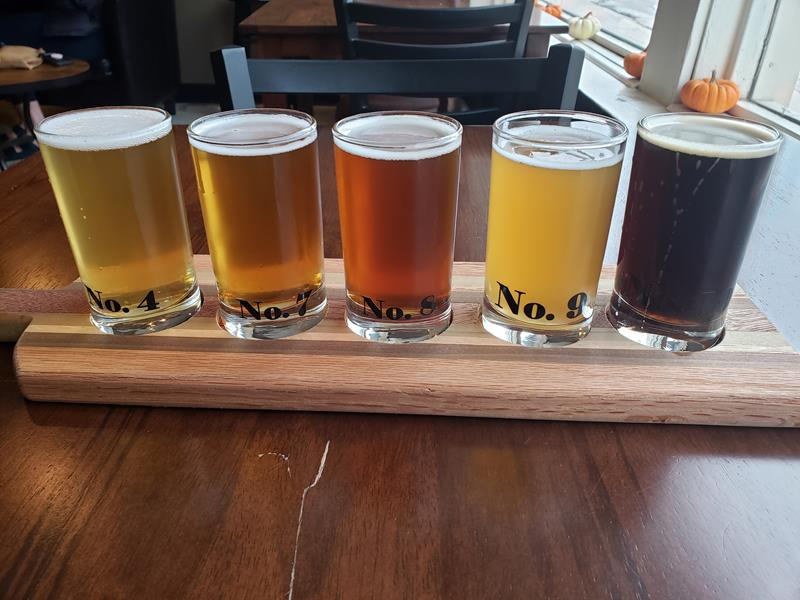 PetSkill Brewing sampler