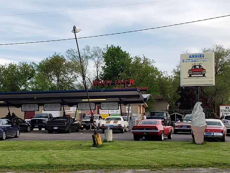 Annie's Burgertown, Elkhorn, Wisconsin