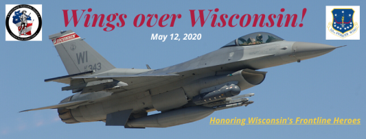 Wings Over Wisconsin May 12, 2020