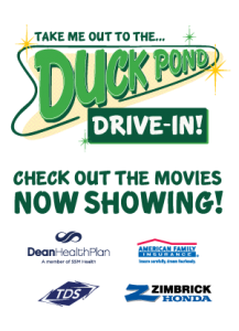 Duck Pond Drive-In logo