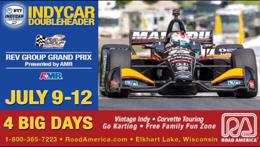Indy Car Doubleheader at Road America