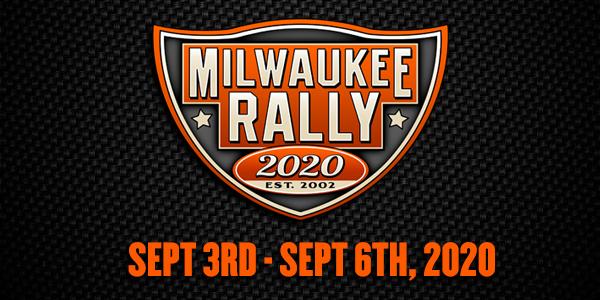 Milwaukee Rally, September 30-6, 2020