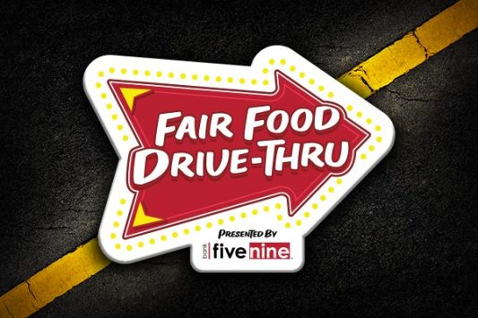 State Fair Food Drive-Thru, presented by Bank Five Nine