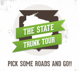 State Trunk Tour logo
