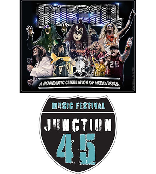 Junction 45 Music Festival, August 22, 2020 at Washington County Fair Park in West Bend, Wisconsin