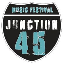 Junction 45 Music Festival logo