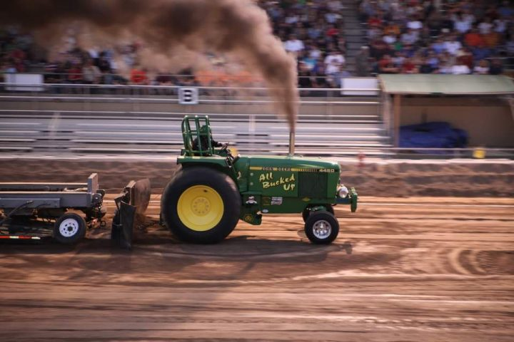 Elkhorn Truck & Tractor Pull at Walworth County Fairgrounds, Sunday, September 6th, 2020