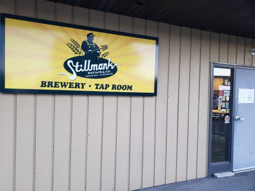 Stillmank Brewing Company, Green Bay, Wisconsin