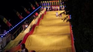 Wisconsin State Fair bumpy slide