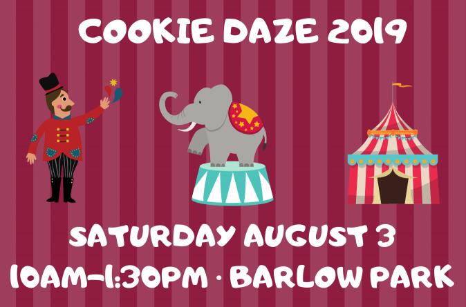 Ripon Cookie Daze, August 3, 2019
