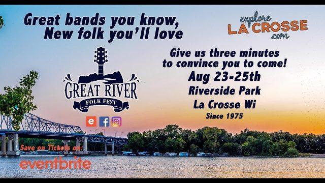 Great River Folk Festival, La Crosse