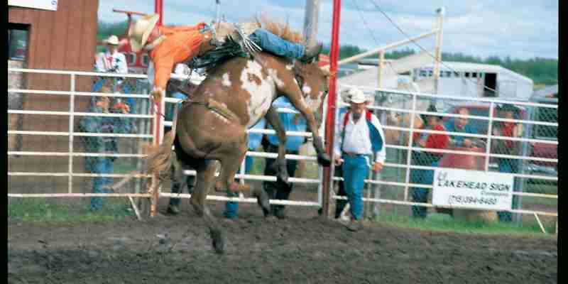 Great Northern Classic Rodeo, Superior