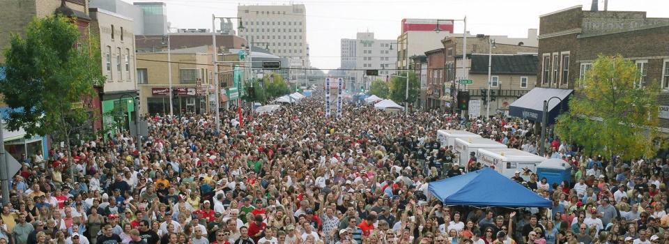 Wisconsin Weekend: Appleton Octoberfest