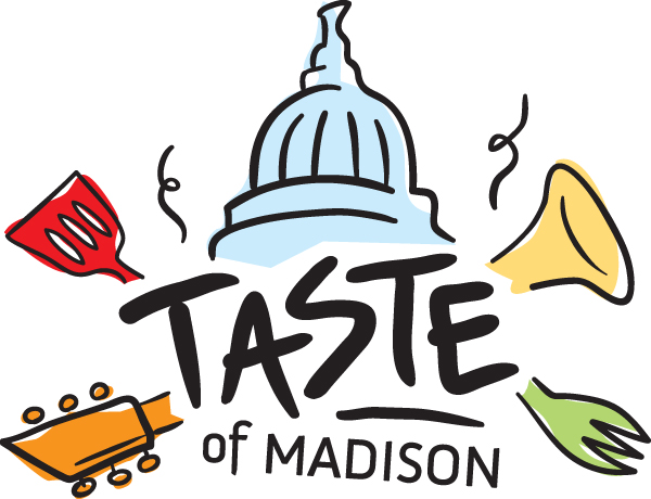 Taste of Madison logo