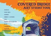 Cedarburg's Covered Bridge Art Studio Tour poster