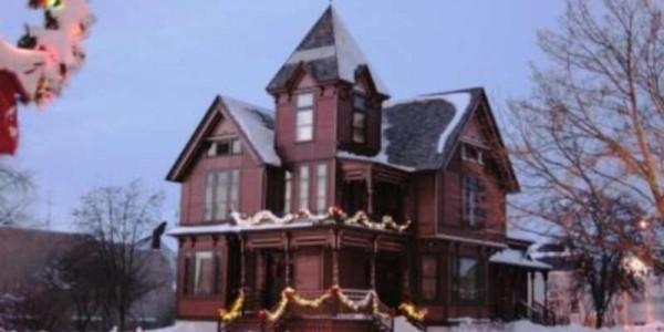 Timm House Christmas