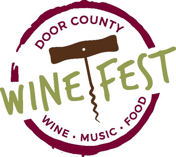 Door County Wine Fest small logo