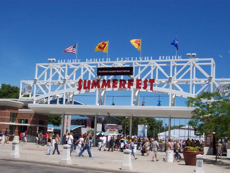 Summerfest lineup announced for 2021!