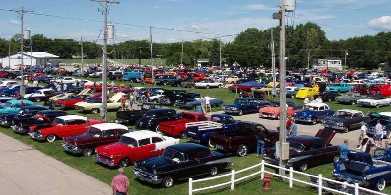 Spring Jefferson Swap Meet & Car Show