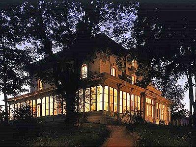 Villa Louis After Dark, Prairie du Chien