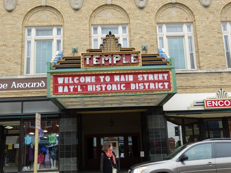 Temple Theater, Viroqua