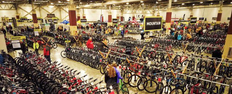 Wheel & Sprocket Bike Expo Sale