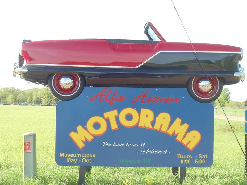 Motorama Auto Museum