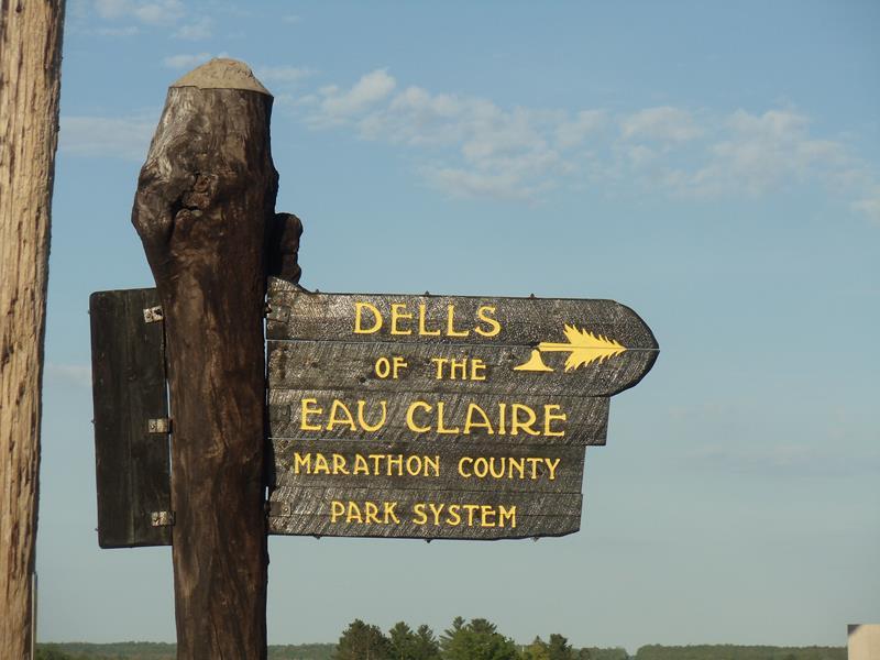 Eau Claire River Dells Park