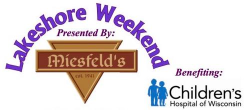 Lakeshore Weekend logo