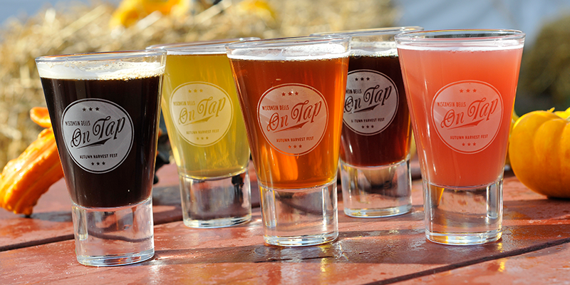 Dells on Tap at Fall Festival Weekend in the Dells