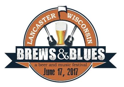 Lancaster Brews & Blues Festival logo