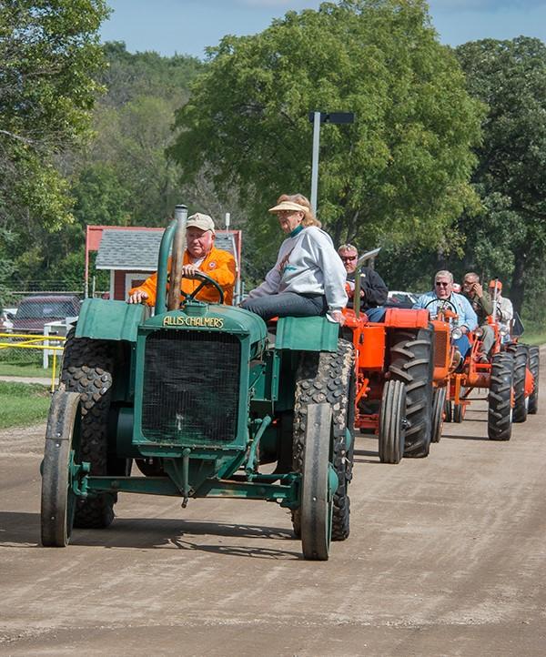 Fall Harvest Days at the Racine County Fairgrounds