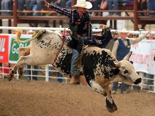 Central Bull Riders Association National Finals (Photo courtesy of the Central Bull Riders Association)