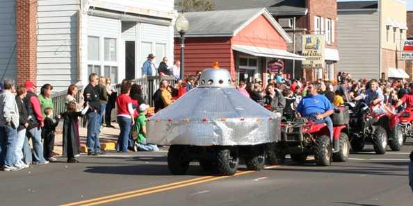 UFO Day in Belleville