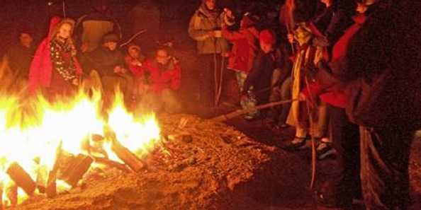 Wisconsin Weekend: Blue Mound Candlelight Ski, Hike, and Snowshoe