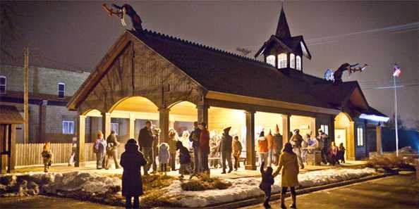 Scandihoovian Winter Festival, Mount Horeb