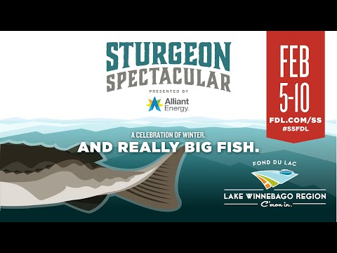 Wisconsin Weekend: Sturgeon Spectacular in Fond du Lac