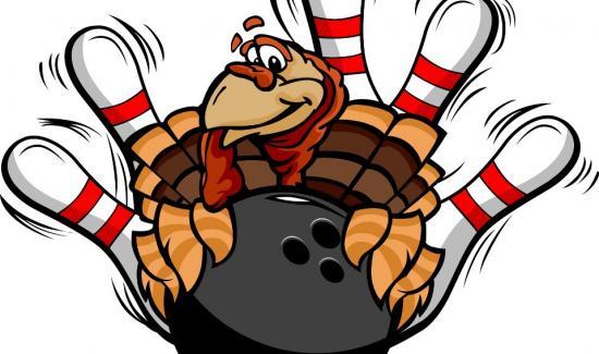 Turkey Bowling in Mountain