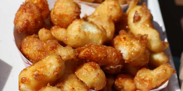 Wisconsin Weekend: Ellsworth Cheese Curd Festival